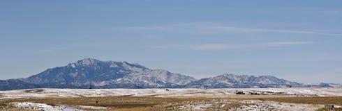 Felsige Berge Stockfotografie