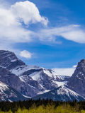 Felsige Berge Lizenzfreie Stockbilder