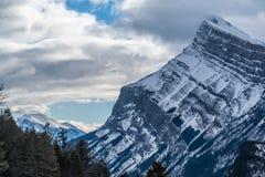 Felsige Berge Lizenzfreie Stockfotografie