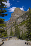 Felsige Berge (Banff, Alberta) Lizenzfreies Stockfoto