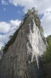 Felsige Berge - Bicaz - Rumänien Stockfotografie