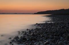 Felsige Küstenlinie lizenzfreie stockfotografie