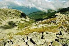 Felsige Landschaft lizenzfreie stockfotos