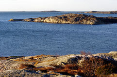 Felsige Landschaft Stockfotos