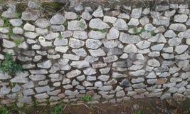 Felsige und Steinwände stockbilder