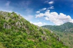 Felsiger Berg Stockbilder
