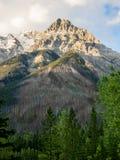 Felsiger Berg Vista Lizenzfreies Stockbild