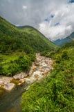 Felsiger Fluss Stockfotos