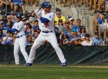 Felsiges M Sturm - Los angelt Dodgers Stockbilder