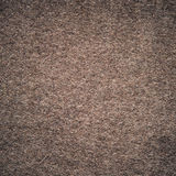 Felt brown textured background Stock Images
