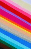 Felt fabric Royalty Free Stock Images