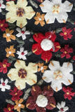 Felt flowers Royalty Free Stock Photo