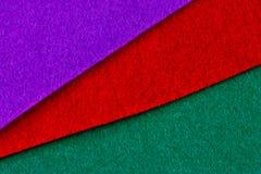 colorful felt Stock Photos