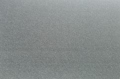 Felt surface in black and white colors. Abstract background. And texture for design Royalty Free Stock Image