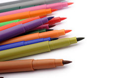 Felt-tip pen Stock Photos