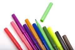 Felt tip Pen Stock Image