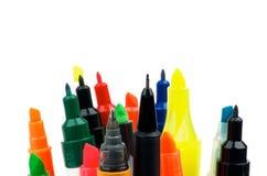 Felt Tip Pens Royalty Free Stock Photo
