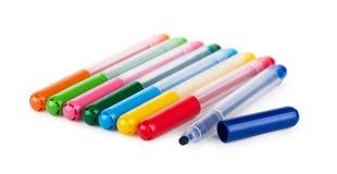 Felt-tip pens Stock Photography