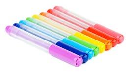 Felt Tip Pens Stock Image