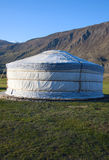 Felt Yurt Stock Images