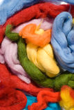 Felting Royalty Free Stock Images