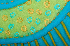 Felting Background Royalty Free Stock Images