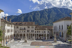 Feltre Royalty Free Stock Photos