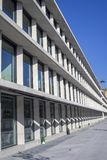 Feltrinelli building in Milan, Italy Stock Photos
