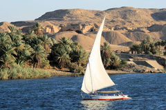 Felucca 2 Royalty Free Stock Photography