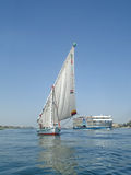 Felucca Royalty Free Stock Images