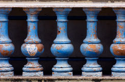 fem pelare Arkivbilder