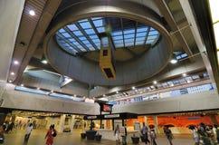 fem punkter station Royaltyfri Bild