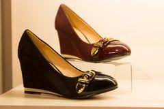 Femal shoes Royalty Free Stock Photos