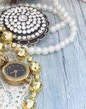 Female accessories Stock Photos