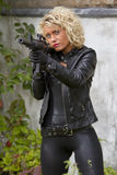 Female Agent Royalty Free Stock Photo