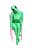 Female Alien (2) Royalty Free Stock Photos