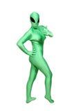Female Alien (7) Stock Photo