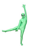Female Alien (12) Royalty Free Stock Image