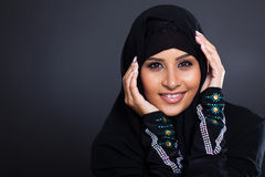 Arabian beauty Stock Images