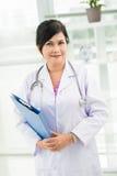 Female asian doctor Stock Photos