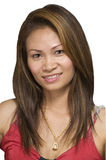 Female Asian portrait Royalty Free Stock Photos