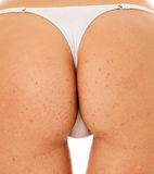 Female ass Stock Photography