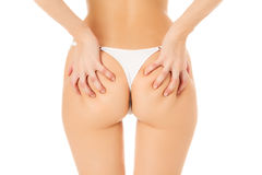 Female backside Royalty Free Stock Photos