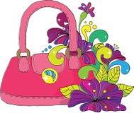 Female bag. Royalty Free Stock Photos
