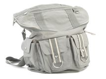 Female bagpack | Isolated Stock Images