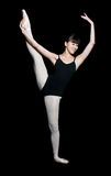 Female Ballerina Royalty Free Stock Images