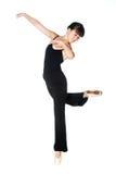 Female Ballerina Royalty Free Stock Photo