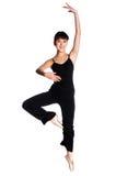 Female Ballerina Stock Image