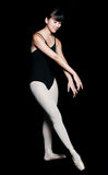 Female Ballerina Stock Photography