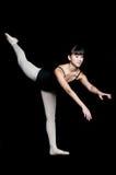 Female Ballerina Stock Photo